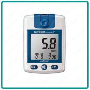 دستگاه قند خون ایزی گلوکو Easy-GIO-CO